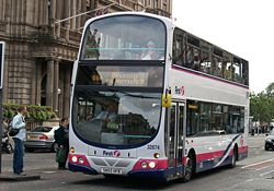 First Bus Vehicle