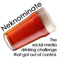 Neknominate warning
