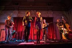 Braebach - Live at The Queen's Hall @ The Queen's Hall   Edinburgh   United Kingdom