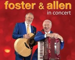 Foster and Allen - at The Queen's Hall @ The Queen's Hall | Edinburgh | United Kingdom