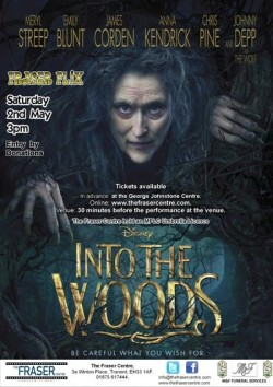 The Fraser Centre Flix: 'Into The Woods' (PG) @ The Fraser Centre | Tranent | United Kingdom