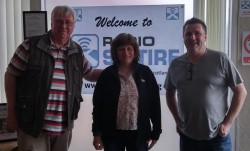 Kasha at Radio Saltire 20.05.15
