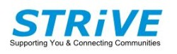 STRiVE Youth Volunteering Forum @ STRiVE Office | Tranent | United Kingdom